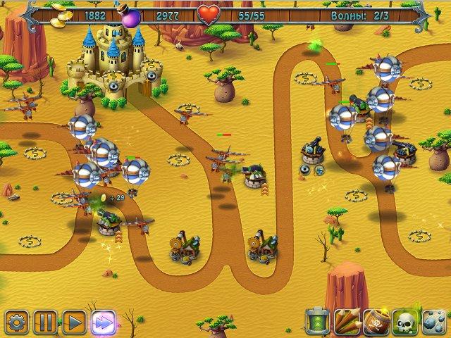 medieval defenders screenshot3 Средневековая защита