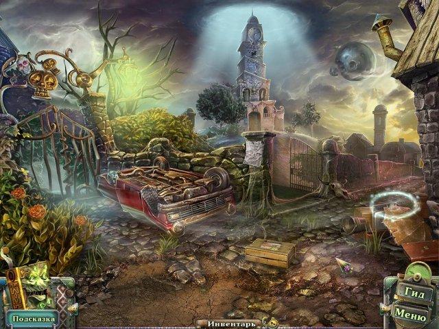 calavera day of the dead collectors edition screenshot3 Calavera.День мертвых. Коллекционное издание