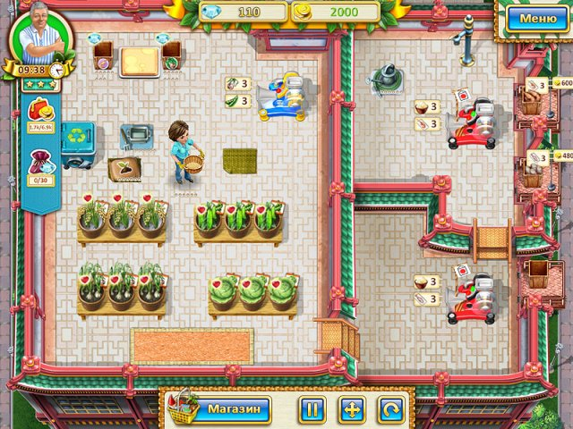 sky high farm screenshot4 Ферма на крыше
