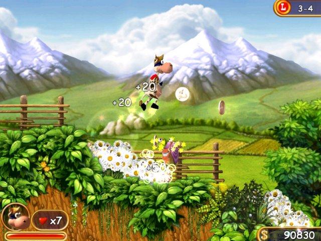 supercow screenshot1 Супер Корова (СКИДКА 50%)