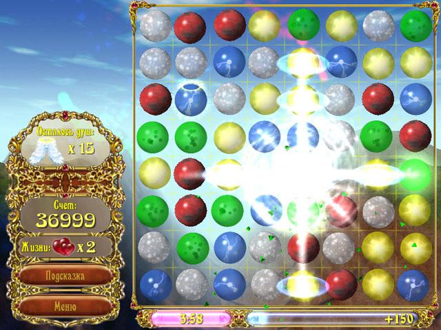 sky bubbles screenshot1 Волшебные пузыри (СКИДКА 50%)