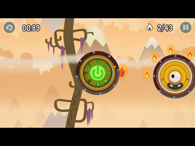 pyro jump screenshot0 Огонек Прыг скок