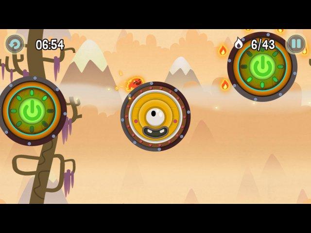 pyro jump screenshot1 Огонек Прыг скок