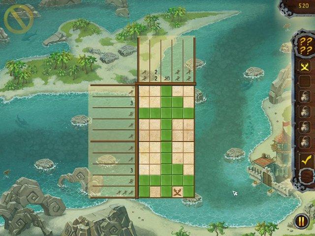 fill and cross pirate riddles screenshot0 Пиратские загадки. Угадай картинку