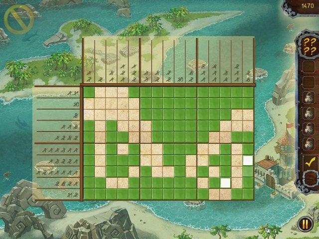 fill and cross pirate riddles screenshot4 Пиратские загадки. Угадай картинку