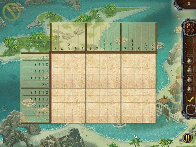 fill and cross pirate riddles screenshot5 Пиратские загадки. Угадай картинку