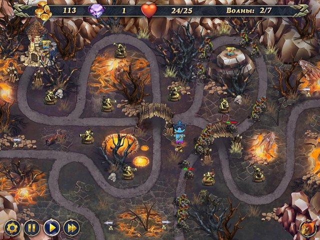 royal defense ancient menace screenshot3 Королевская защита. Древнее зло