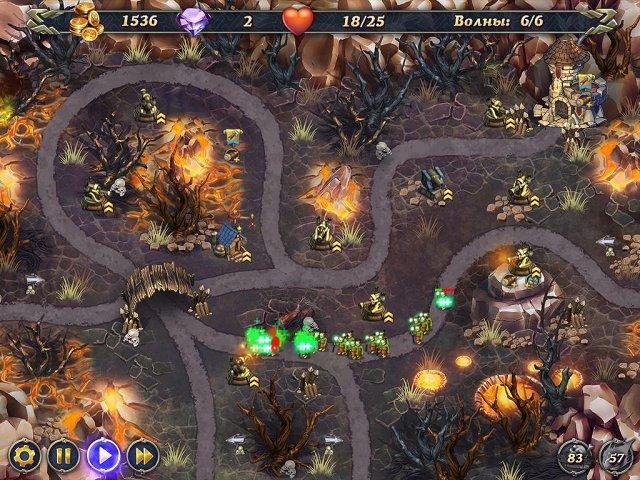 royal defense ancient menace screenshot4 Королевская защита. Древнее зло