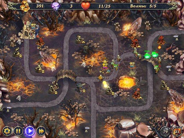 royal defense ancient menace screenshot5 Королевская защита. Древнее зло