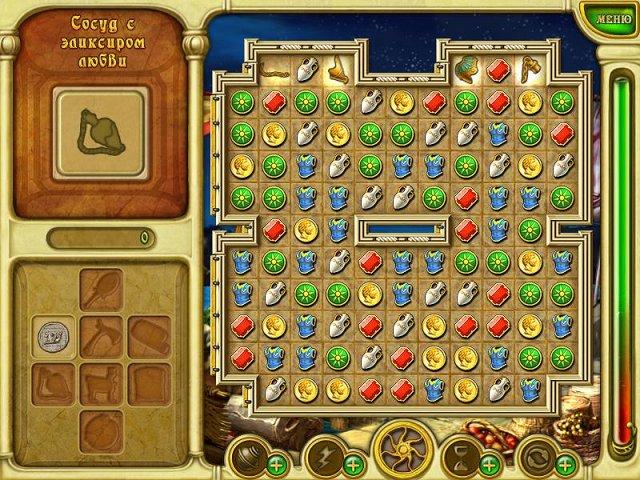 call of atlantis treasure of poseidon collectors edition screenshot0 Зов Атлантиды. Сокровища Посейдона. Коллекционное издание