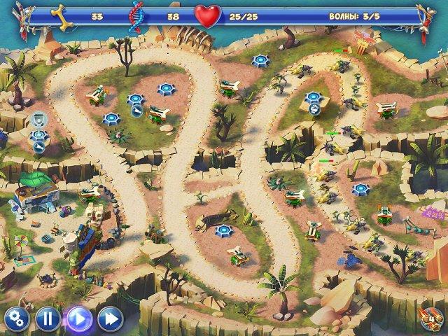 day d time mayhem screenshot4 День D. Башни времени