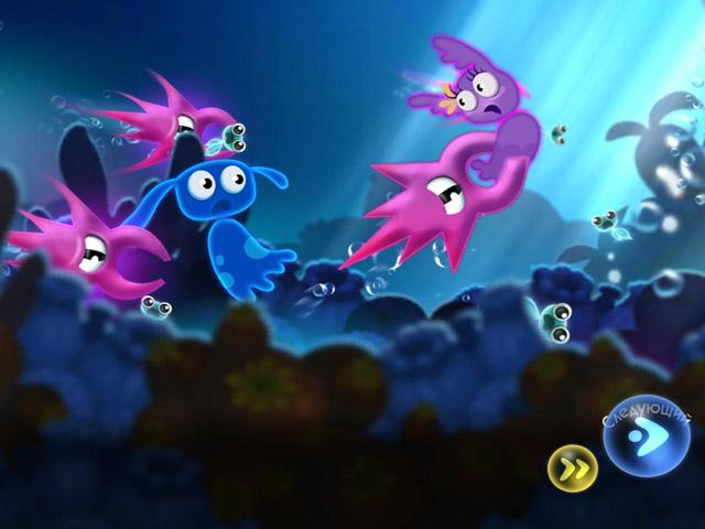 glowfish screenshot1 Неон и его команда СКИДКА 50%