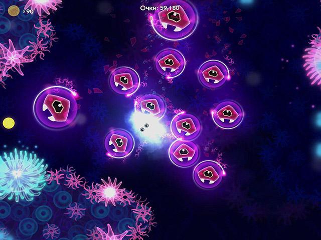 glowfish screenshot5 Неон и его команда СКИДКА 50%