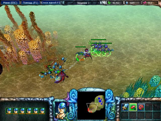 deep quest screenshot4 Море битвы СКИДКА 50%