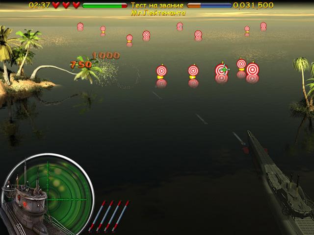 ocean range 2 screenshot4 Морской бой. Подводная война СКИДКА 50%