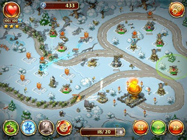 toy defense 3 fantasy screenshot0 Солдатики 3. Средневековье