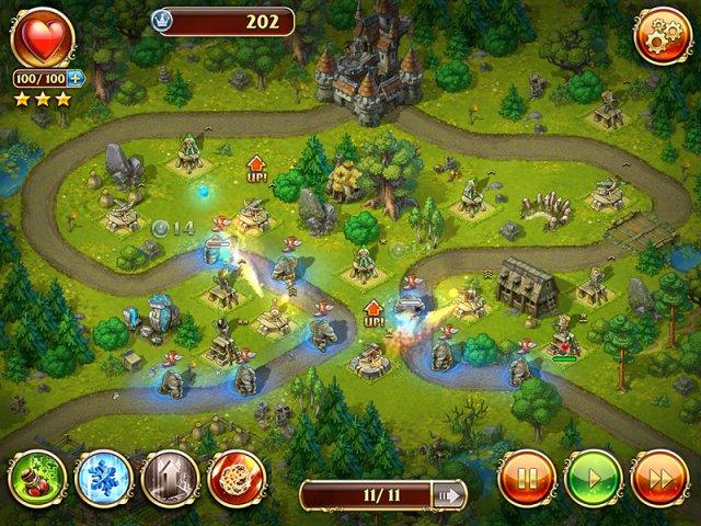 toy defense 3 fantasy screenshot2 Солдатики 3. Средневековье