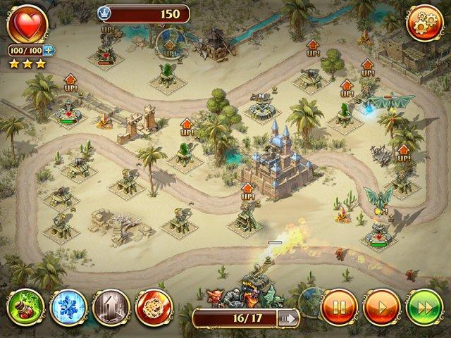 toy defense 3 fantasy screenshot3 Солдатики 3. Средневековье
