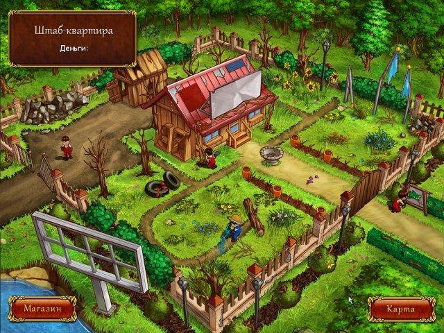 gardens inc 2 the road to fame collectors edition screenshot1 Все в сад 2. Дорога к славе. Коллекционное издание
