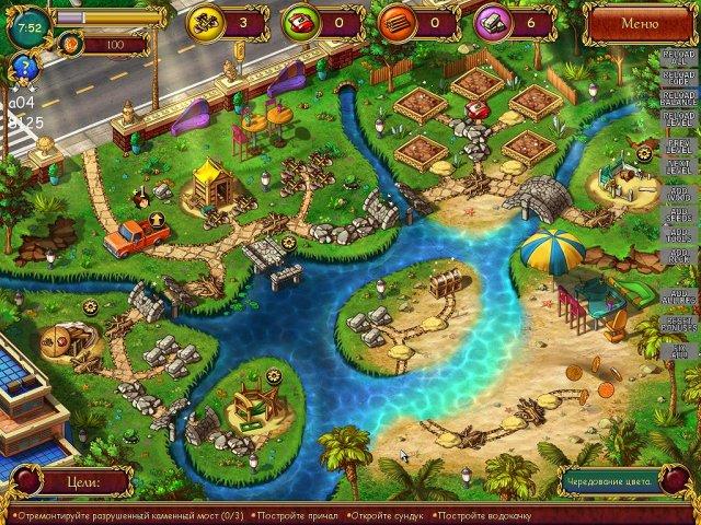 gardens inc 2 the road to fame collectors edition screenshot4 Все в сад 2. Дорога к славе. Коллекционное издание