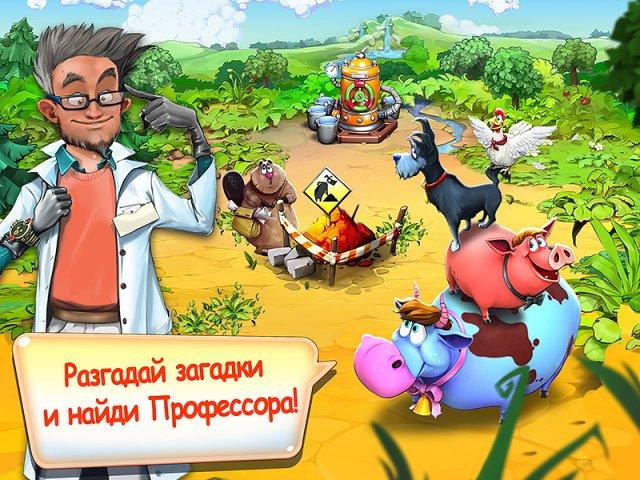 farm frenzy inc screenshot3 Веселая ферма. Новые приключения