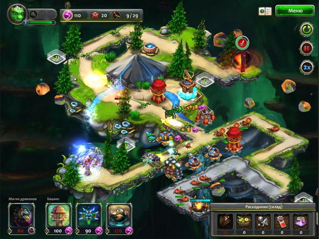 risen dragons screenshot4 Возрождение драконов