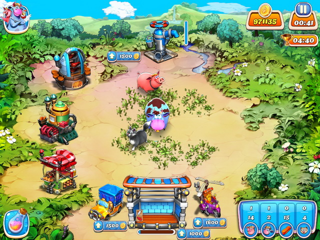 farm frenzy hurricane season screenshot0 Веселая ферма. Сезон ураганов