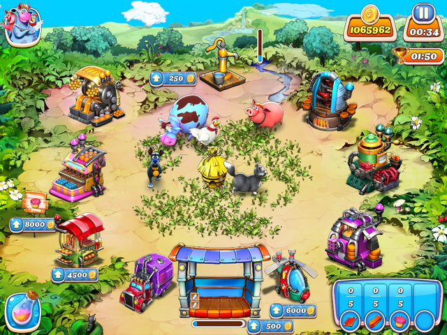 farm frenzy hurricane season screenshot1 Веселая ферма. Сезон ураганов