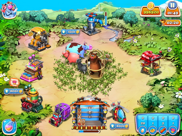 farm frenzy hurricane season screenshot3 Веселая ферма. Сезон ураганов