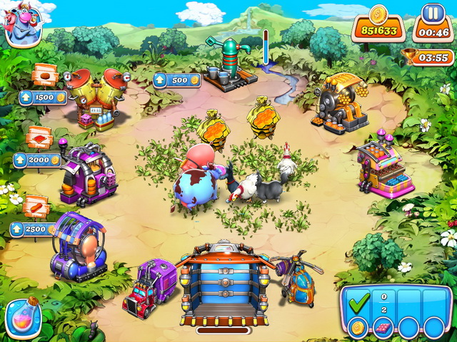 farm frenzy hurricane season screenshot4 Веселая ферма. Сезон ураганов