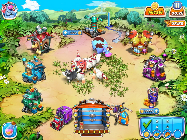 farm frenzy hurricane season screenshot5 Веселая ферма. Сезон ураганов
