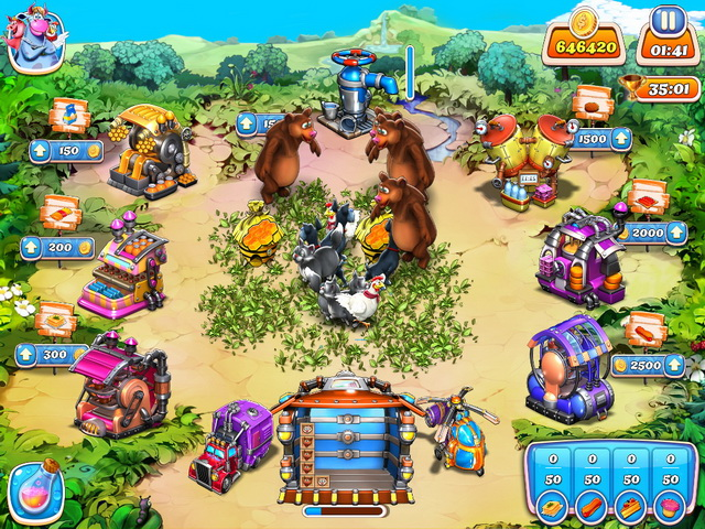 farm frenzy hurricane season screenshot6 Веселая ферма. Сезон ураганов
