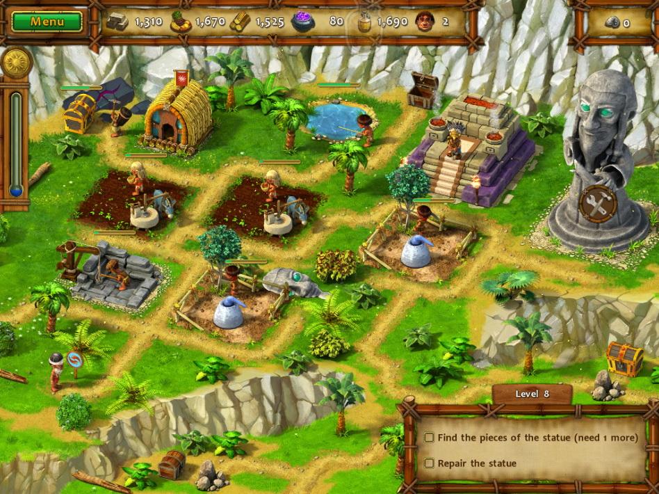 moai 2 path to another world screenshot0 Моаи 2. Дорога в царство мертвых