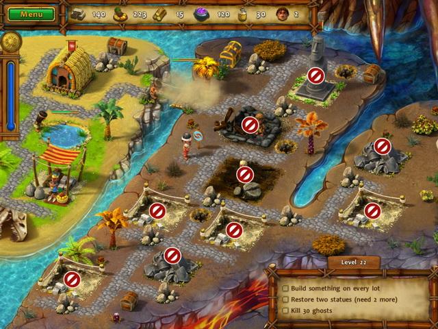 moai 2 path to another world screenshot1 Моаи 2. Дорога в царство мертвых