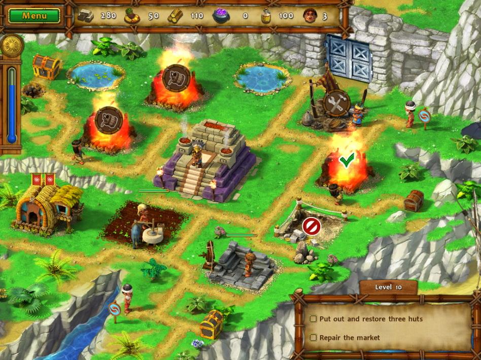 moai 2 path to another world screenshot2 Моаи 2. Дорога в царство мертвых