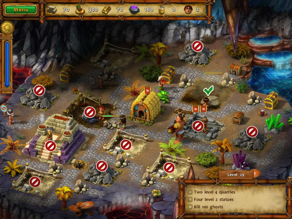 moai 2 path to another world screenshot3 Моаи 2. Дорога в царство мертвых