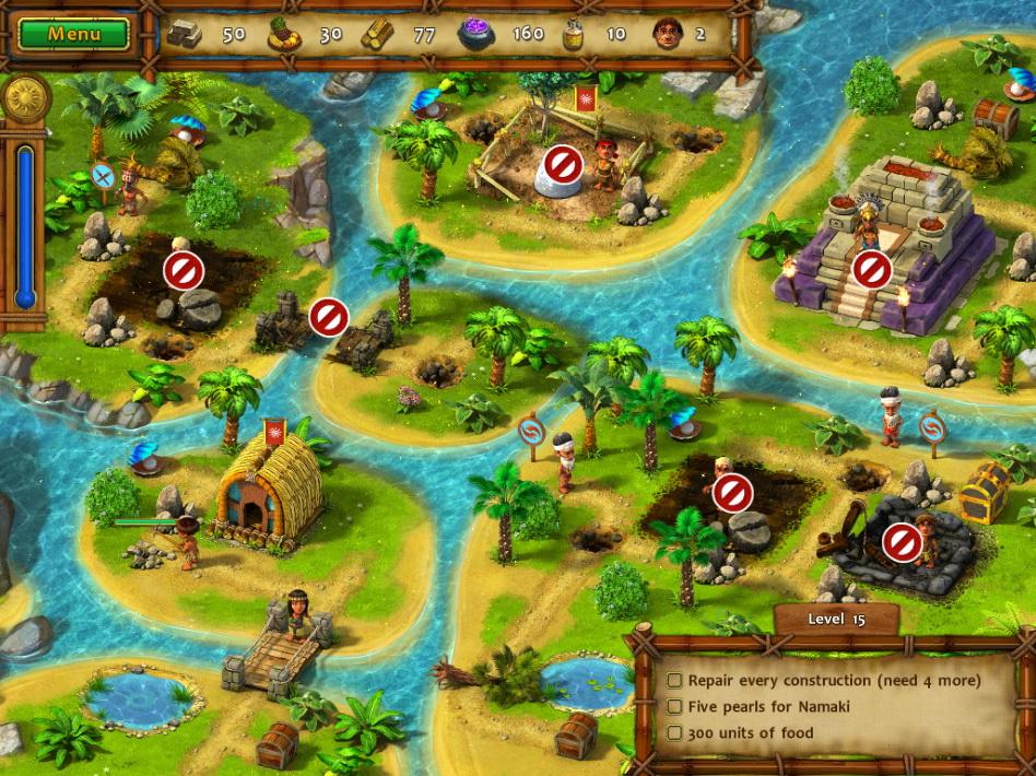 moai 2 path to another world screenshot4 Моаи 2. Дорога в царство мертвых
