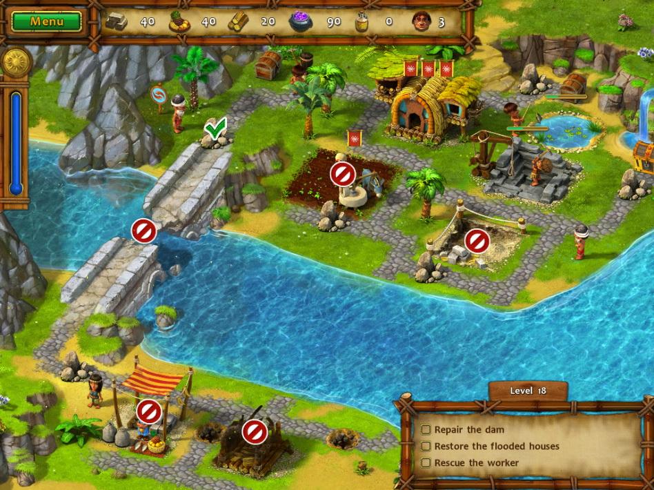 moai 2 path to another world screenshot5 Моаи 2. Дорога в царство мертвых