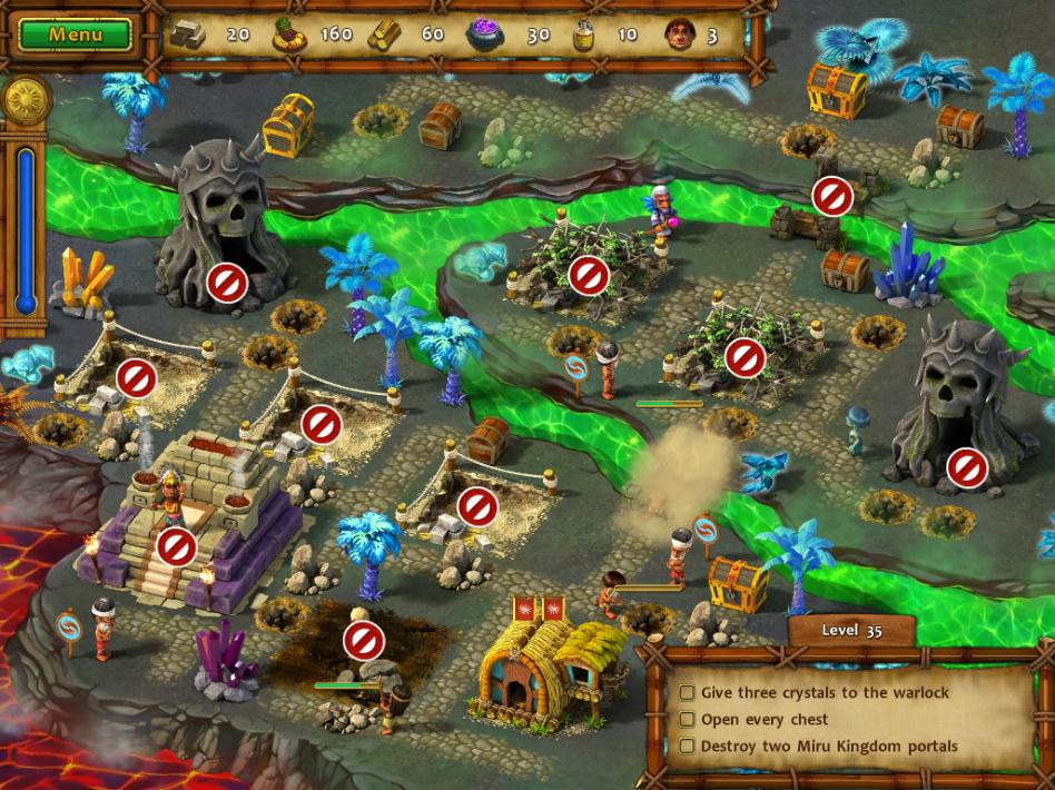 moai 2 path to another world screenshot6 Моаи 2. Дорога в царство мертвых
