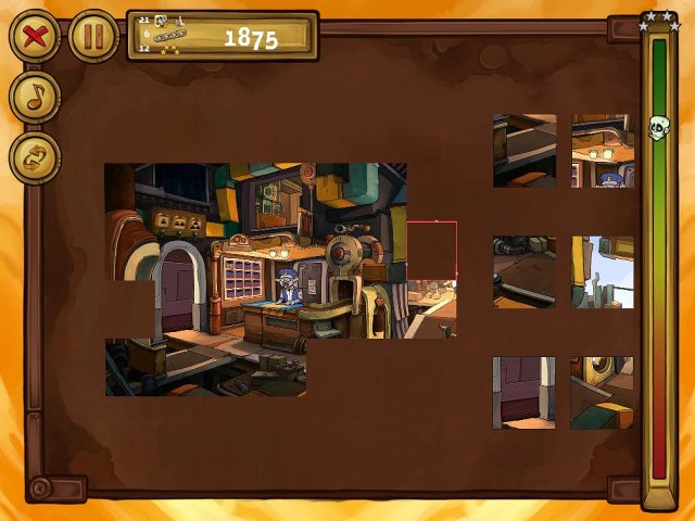 welcome to deponia the puzzle screenshot5 Депония. Пазлы
