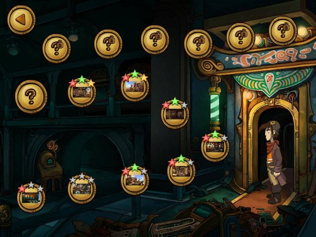 welcome to deponia the puzzle screenshot6 Депония. Пазлы