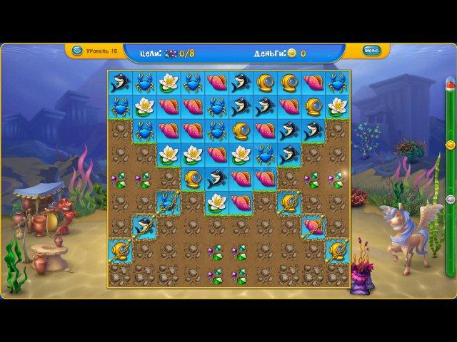 fishdom depths of time collectors edition screenshot1 Фишдом. Глубины времени. Коллекционное издание