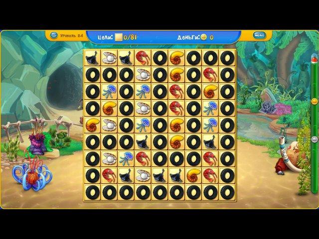 fishdom depths of time collectors edition screenshot4 Фишдом. Глубины времени. Коллекционное издание