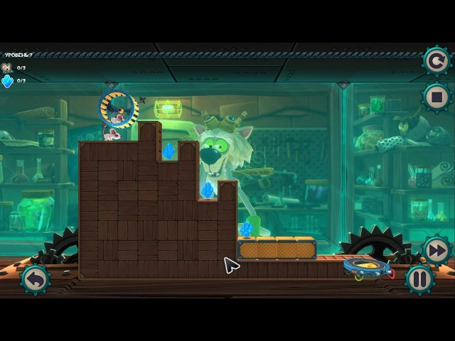 mousecraft screenshot2 MouseCraft.Мышиная лаборатория