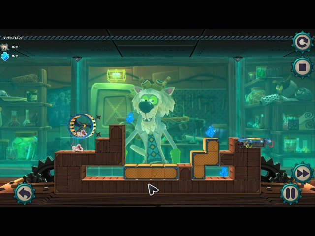mousecraft screenshot3 MouseCraft.Мышиная лаборатория