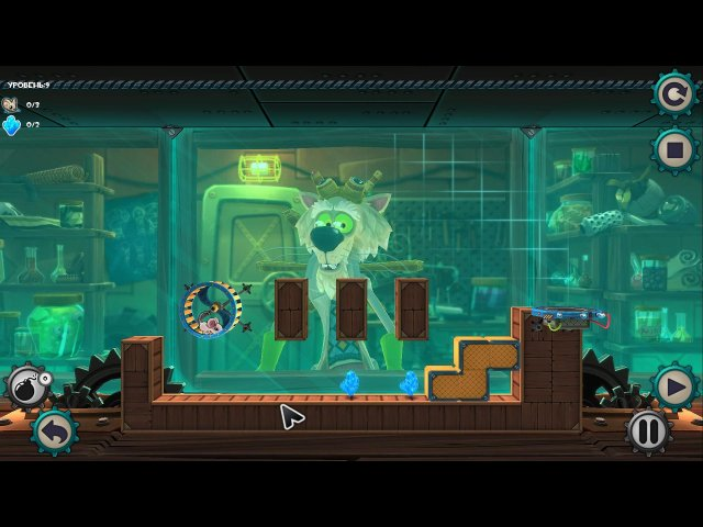 mousecraft screenshot4 MouseCraft.Мышиная лаборатория