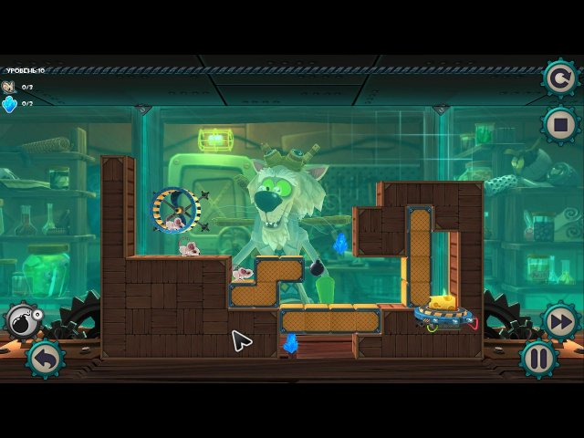 mousecraft screenshot5 MouseCraft.Мышиная лаборатория