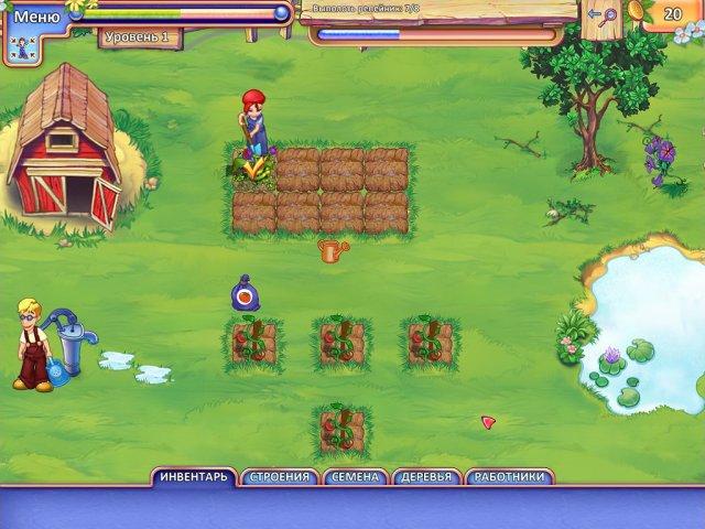 farm craft 2 screenshot1 Farm Craft 2.Глобальный овощной кризис