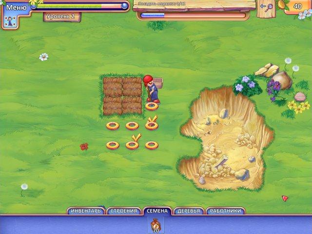 farm craft 2 screenshot5 Farm Craft 2.Глобальный овощной кризис