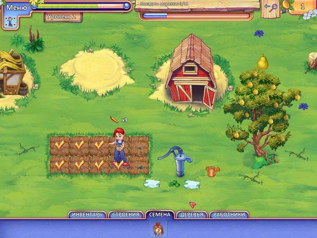 farm craft 2 screenshot6 Farm Craft 2.Глобальный овощной кризис